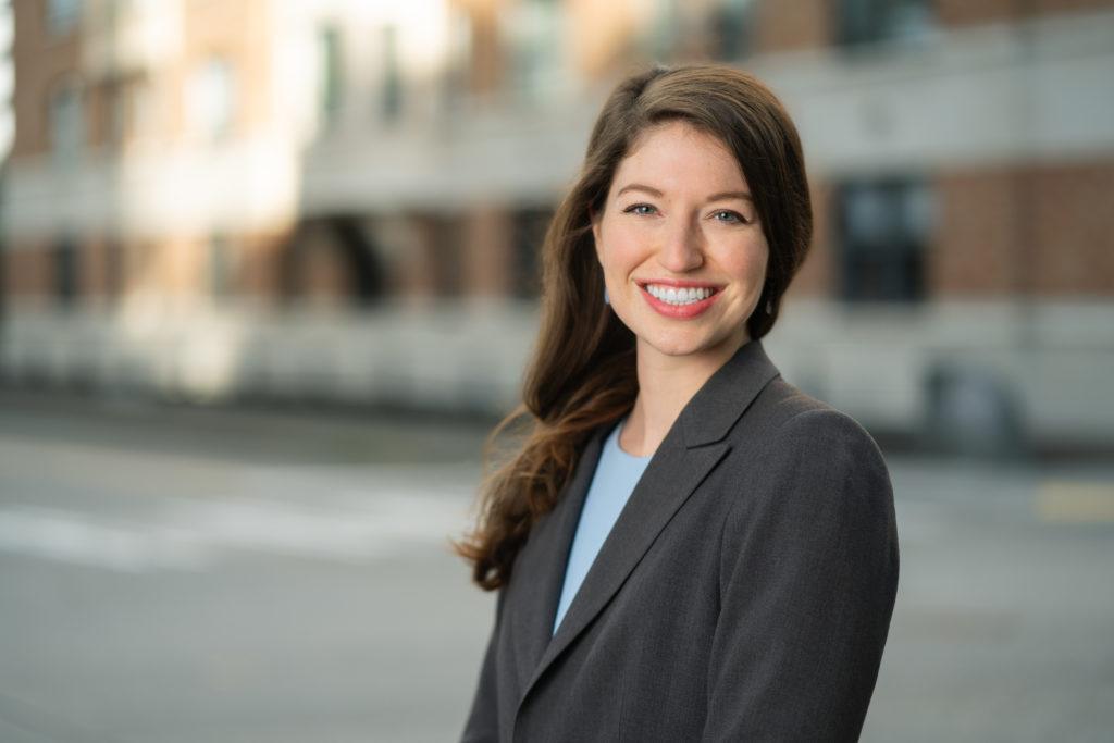 headshot of Maria Hodgins for KTC website
